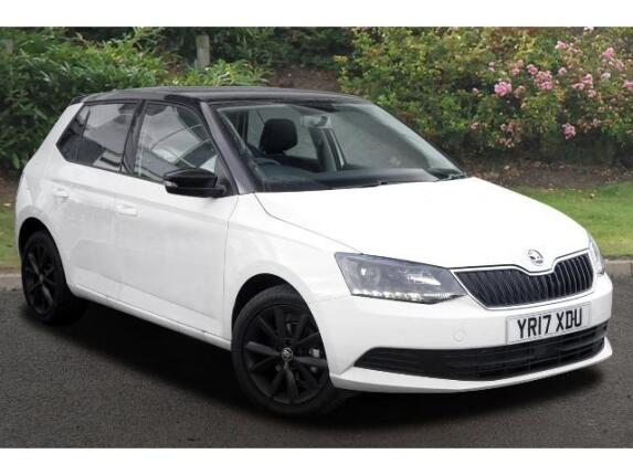 SKODA Fabia 1.2 Tsi Colour Edition 5Dr Petrol Hatchback