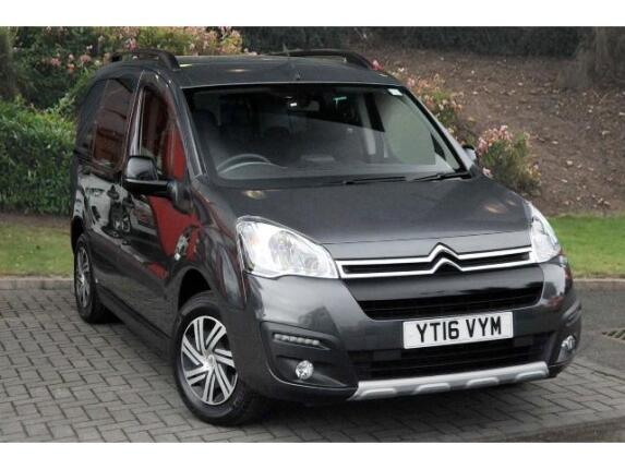 Citroen Berlingo Multispace 1.6 Bluehdi 100 Xtr 5Dr Etg6 Diesel Estate